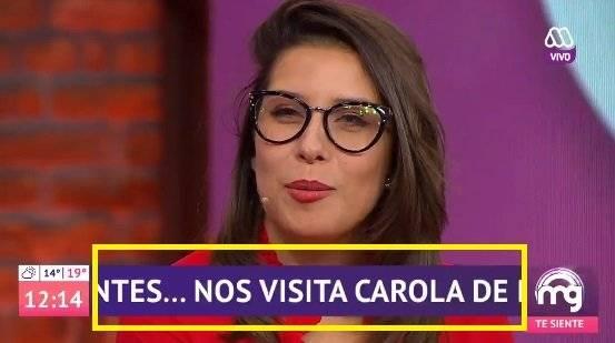 Mucho Gusto Carola de Moras