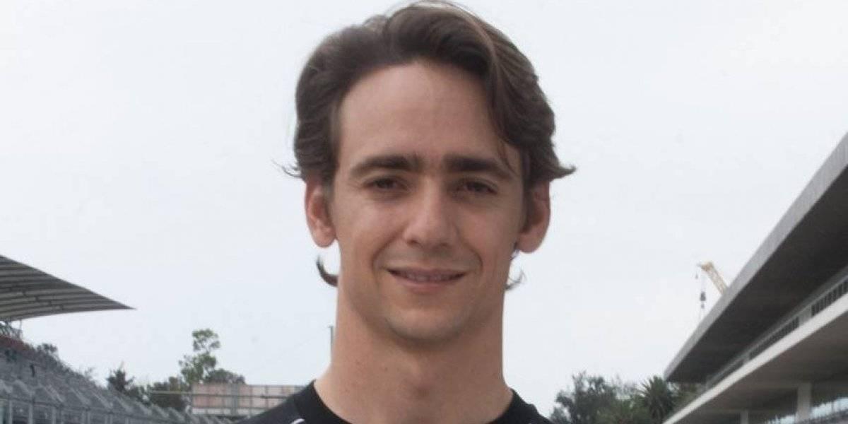 Esteban Gutiérrez: piloto de desarrollo y embajador de Mercedes-Benz México