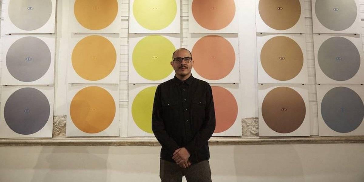 Ricardo García conjuga pasado y presente en su exposición Transición