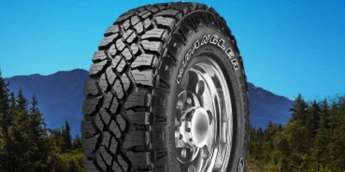 Wrangler Duratrac, el neumático de invierno de Goodyear para las camionetas