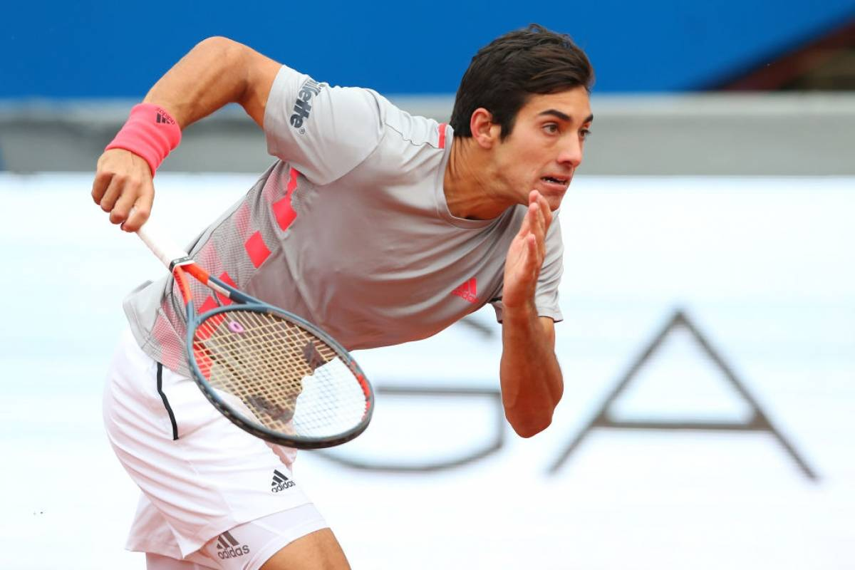 Cristian Garin And Nicolas Jerry Suffered Minor Problems In The Atp Ranking Onties Com