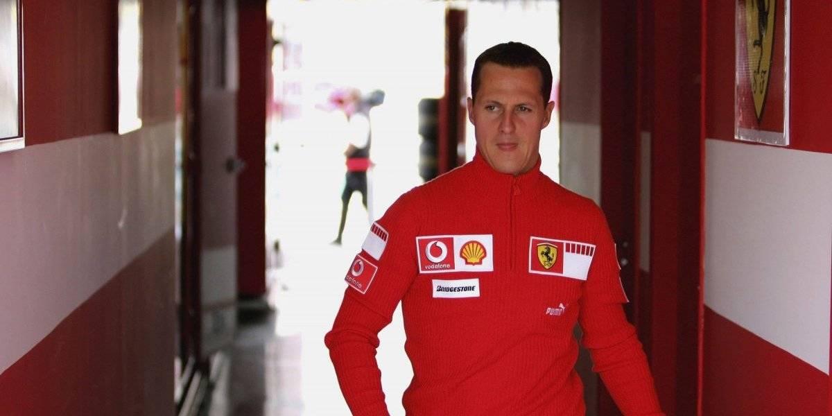 Anuncian documental con material inédito de Michael Schumacher