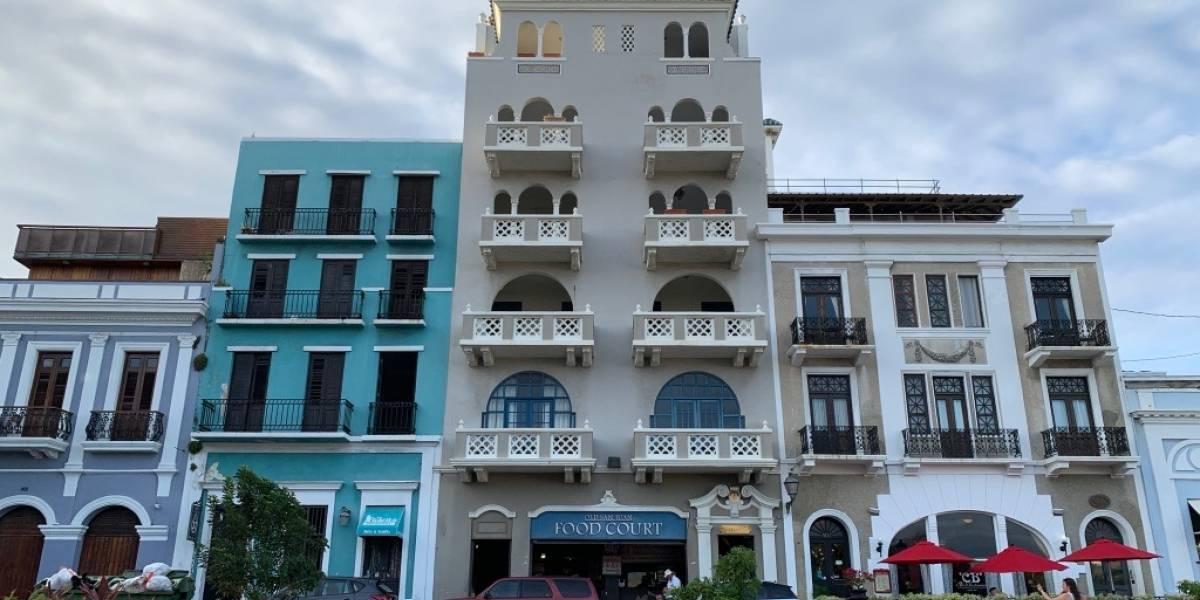 Hotel boutique con Airbnb: llegan las Zonas de Oportunidad al Viejo San Juan