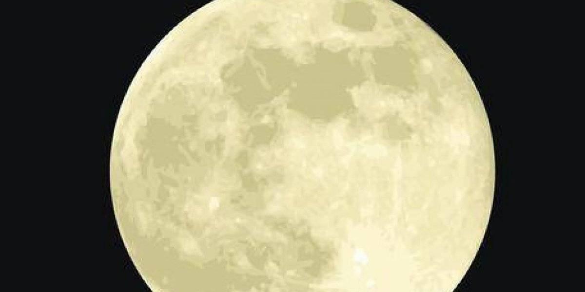 Aseguran que la Luna se está encogiendo