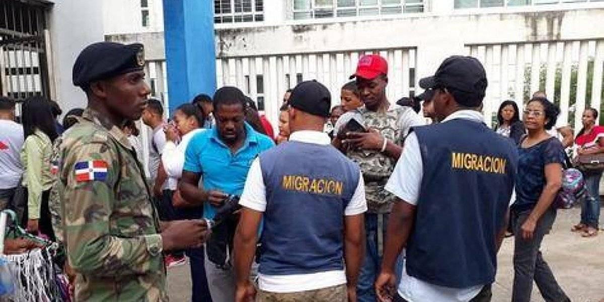 La DGM detuvo a 2,352 extranjeros en varios operativos durante mayo