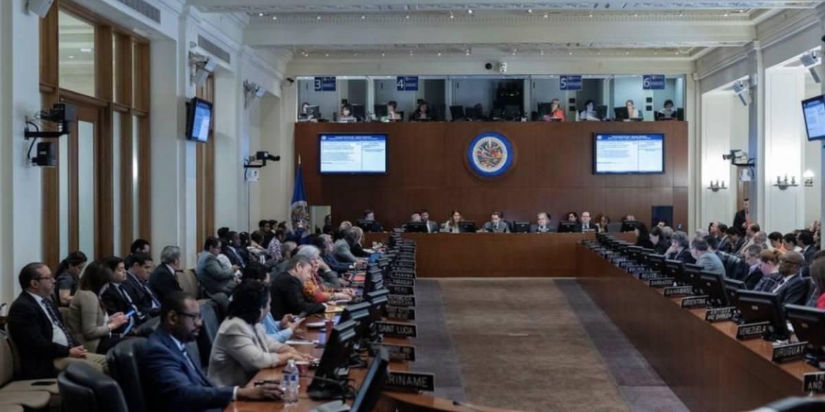 OEA exige liberación de diputado opositor arrestado en Venezuela