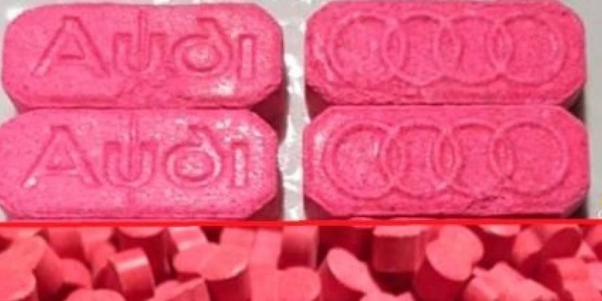 Desde Alemania enviaron pastillas de éxtasis a Colombia camufladas en sillas para bebé
