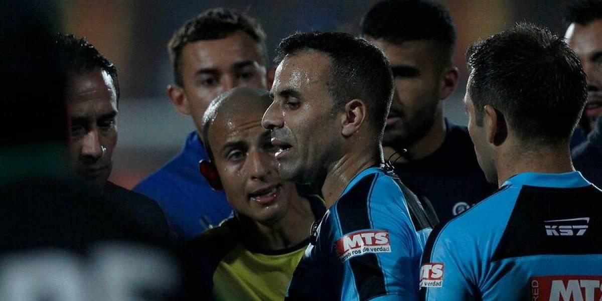 Goles anulados, penales y mucha polémica: los vergonzosos errores arbitrales que marcaron la 12ª fecha del Campeonato Nacional
