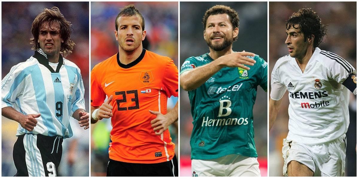 Van der Vaart y otros futbolistas que probaron suerte en diferente deporte