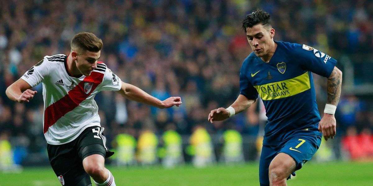 Copa Libertadores: seguí en vivo el sorteo de los octavos de final