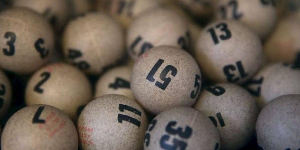 Soñó los números de la Lotería jugó religiosamente y ganó