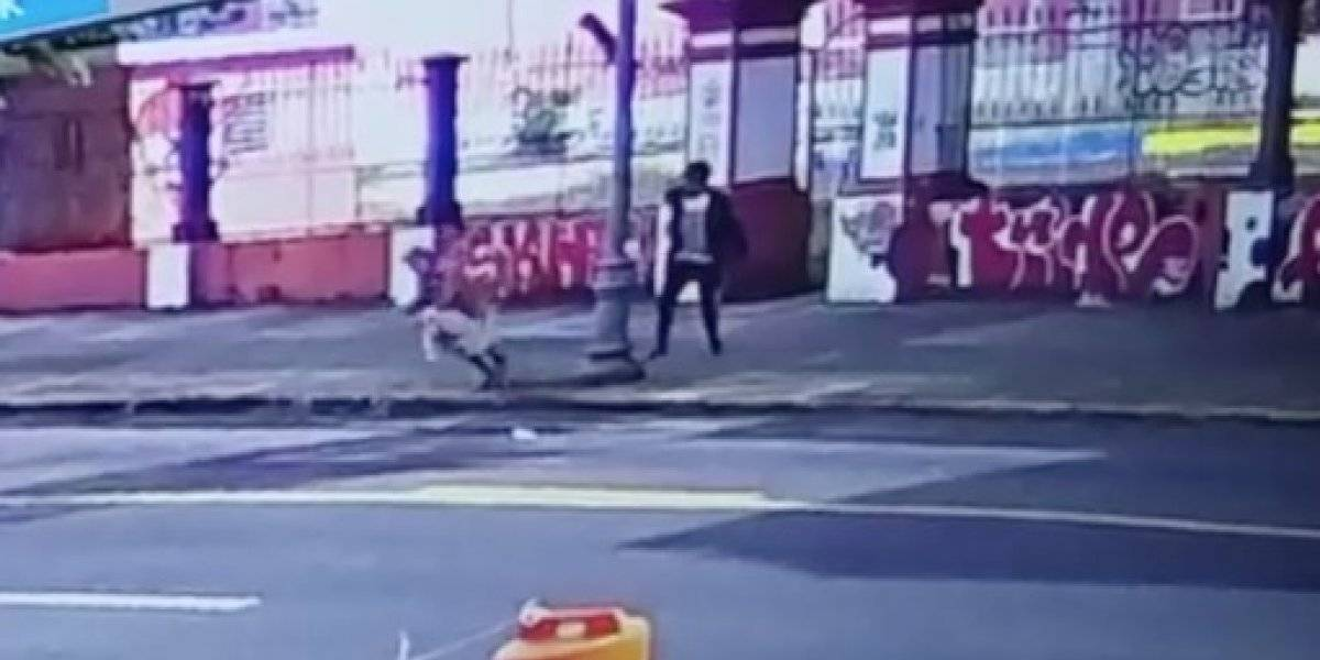 Sin identificar aún sospechoso de agredir brutalmente a anciana en Santurce