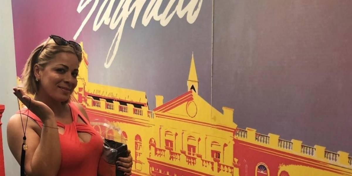 Yesenia Torres Figueroa recuerda su primer trabajo en KFC