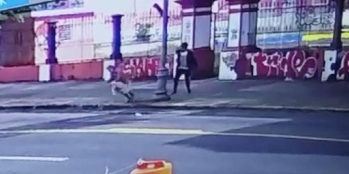 Sospechoso de agredir anciana en Santurce será llevado a rueda de confrontación