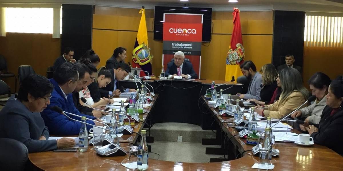 Concejo Cantonal  aprueba en primer debate Plan Especial del Centro Histórico