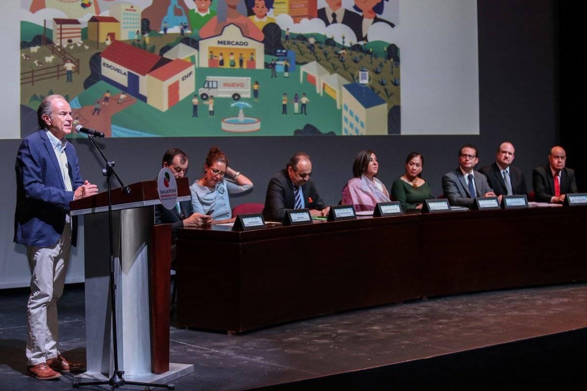 Laboratorio de Cohesión Social II Foto: SRE