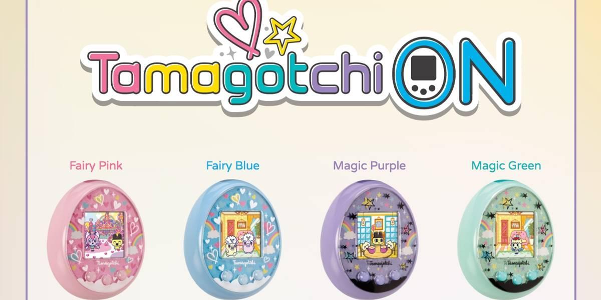 Tamagotchi, o bichinho virtual, está de volta muito mais moderno e interativo