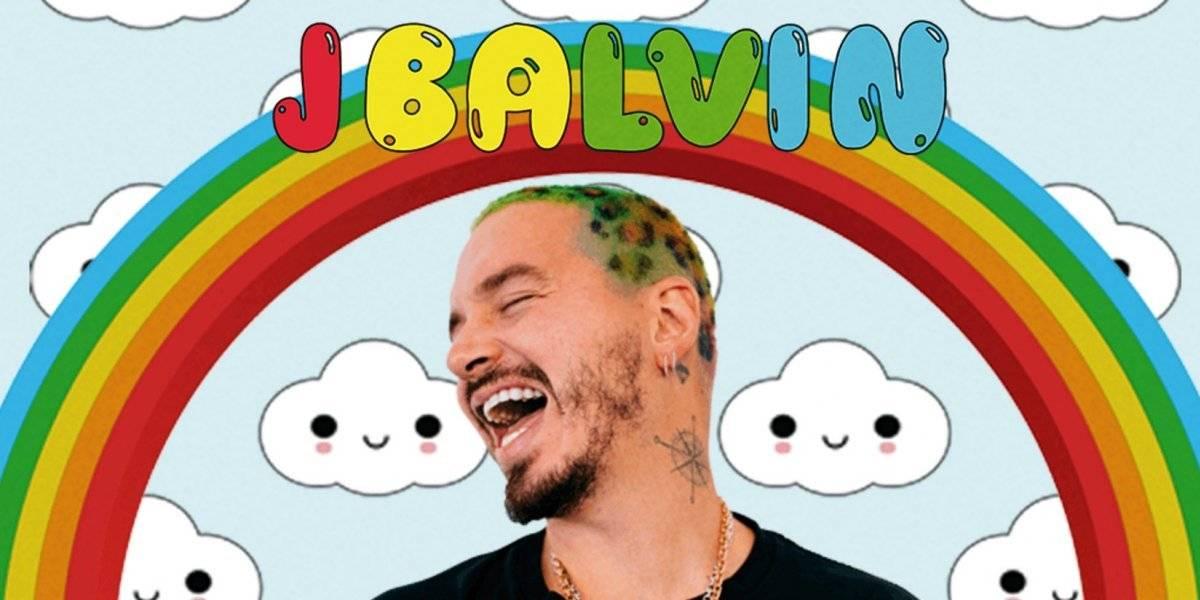 """""""Arcoíris Tour"""" de J Balvin iniciará en Puerto Rico"""