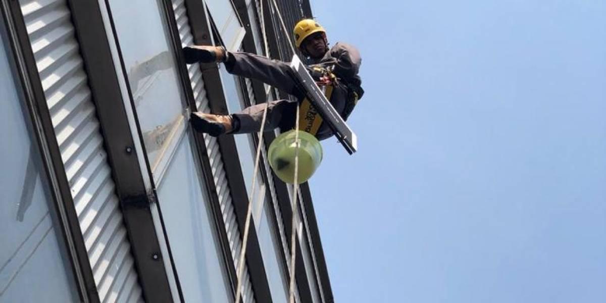 ¿Qué es más peligroso: chocar a 60 km/h o caer de un quinto piso?