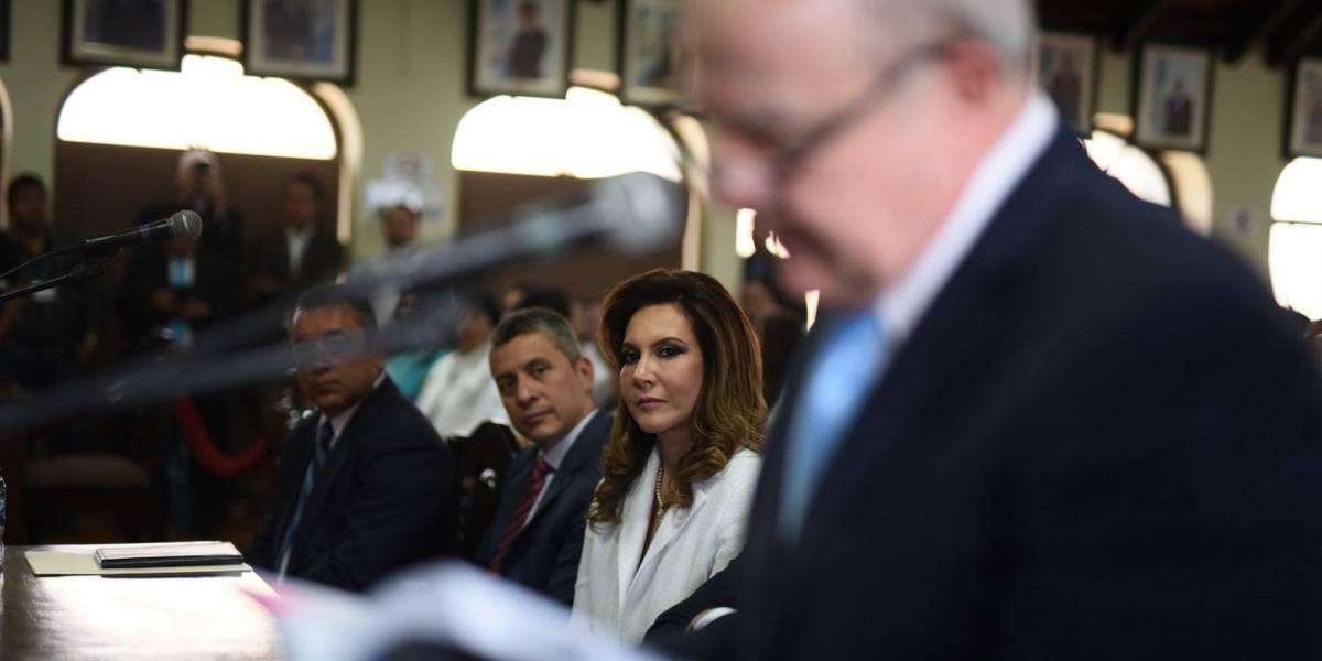 Zury Ríos no participará en los elecciones por prohibición constitucional