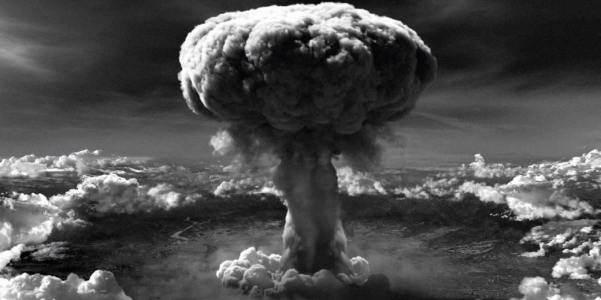 Las playas de Hiroshima todavía están llenas de restos de la explosión de la bomba atómica