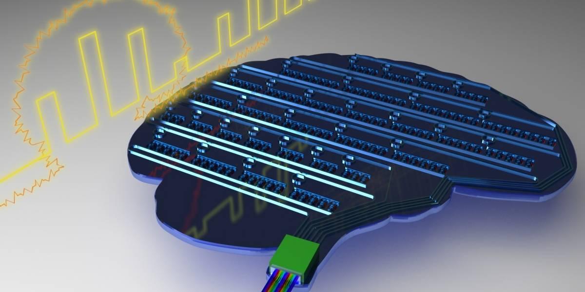 Investigadores desarrollan un chip que trabaja como el cerebro humano y funciona a partir de luz