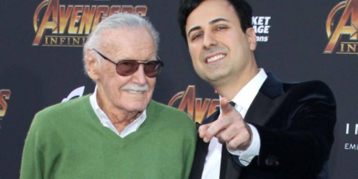 El antiguo manager de Stan Lee es acusado de abuso a adultos mayores