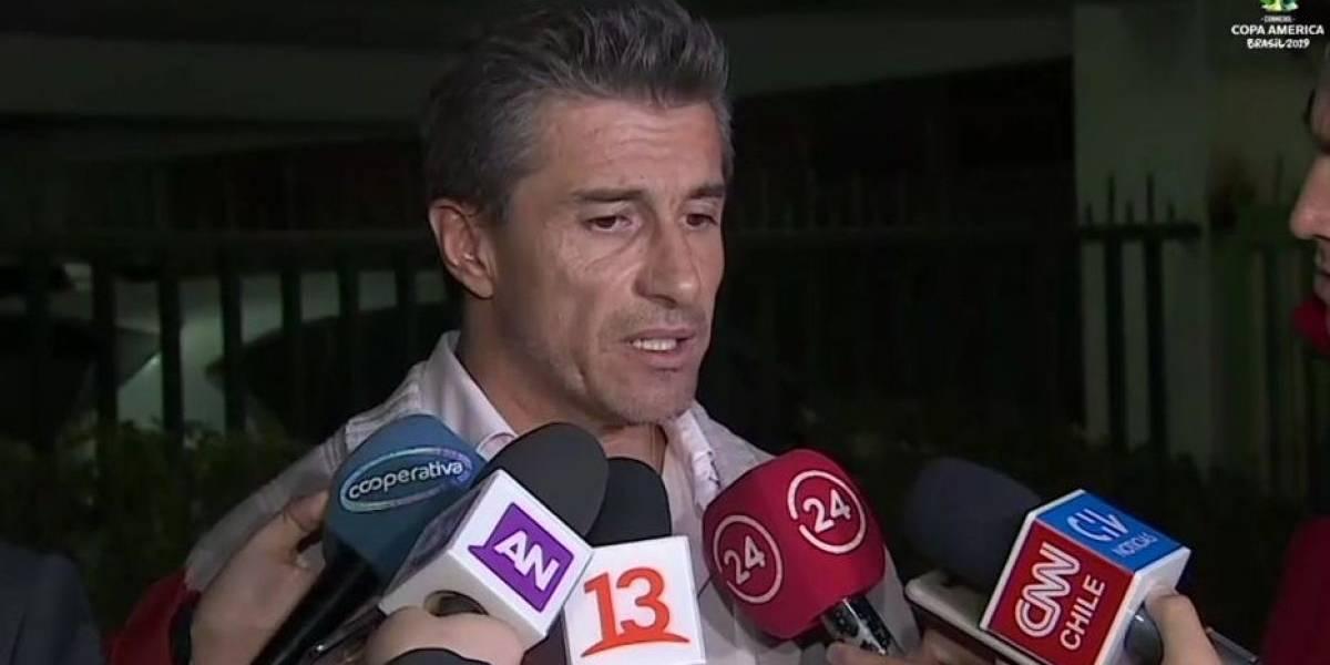 """""""Me asaltaron dos veces"""": Fernando Solabarrieta molesto con alto precio que pagó por constatar lesiones tras portonazo"""