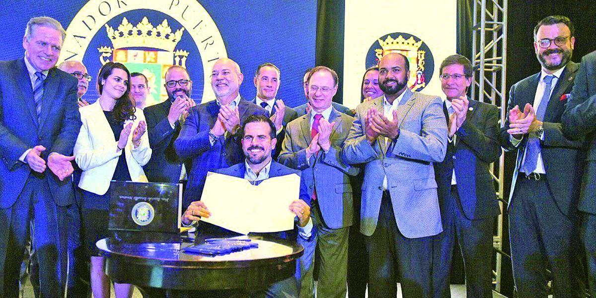Firmada Ley para el Desarrollo de Zonas de Oportunidad