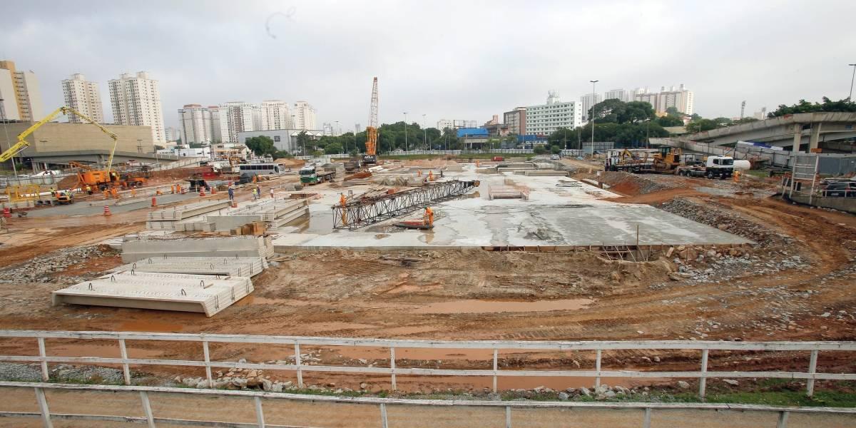 Promessa para o fim das enchentes em São Bernardo, piscinão deve ser entregue em 20 de agosto