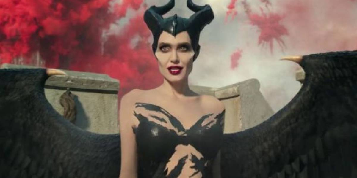 Disney Presenta Primer Trailer De Maleficent Mistress Of