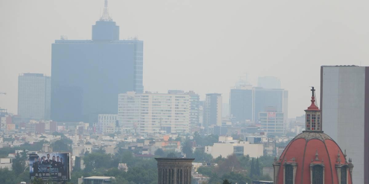 Suspenden acciones preventivas por ozono en el Valle de México