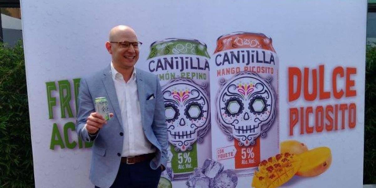 Con diseño y sabor nueva bebida pretende ser favorita de los jóvenes
