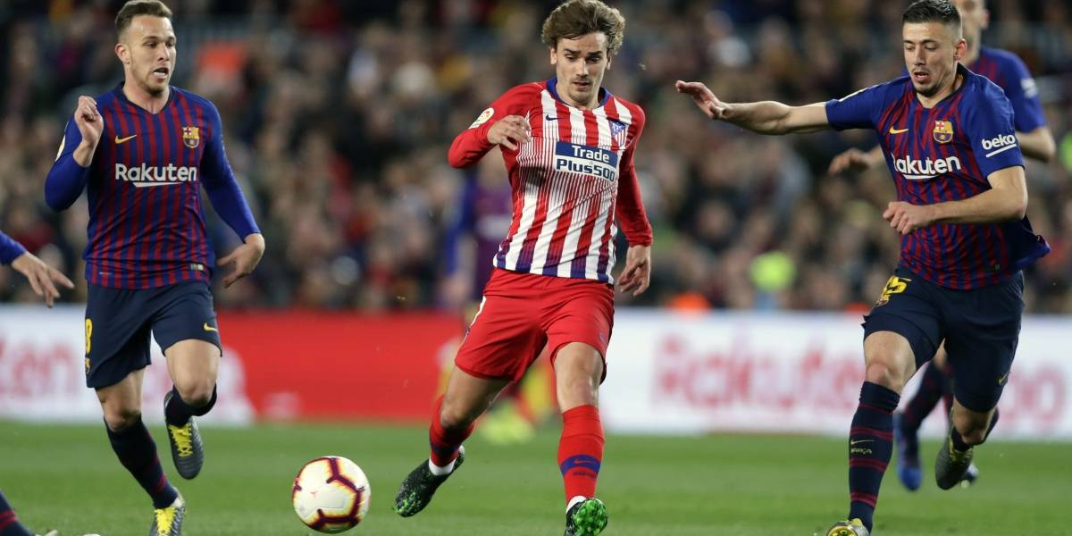 Fin de teleserie: Griezmann anuncia su adiós al Atlético y queda listo para fichar en el Barcelona de Vidal