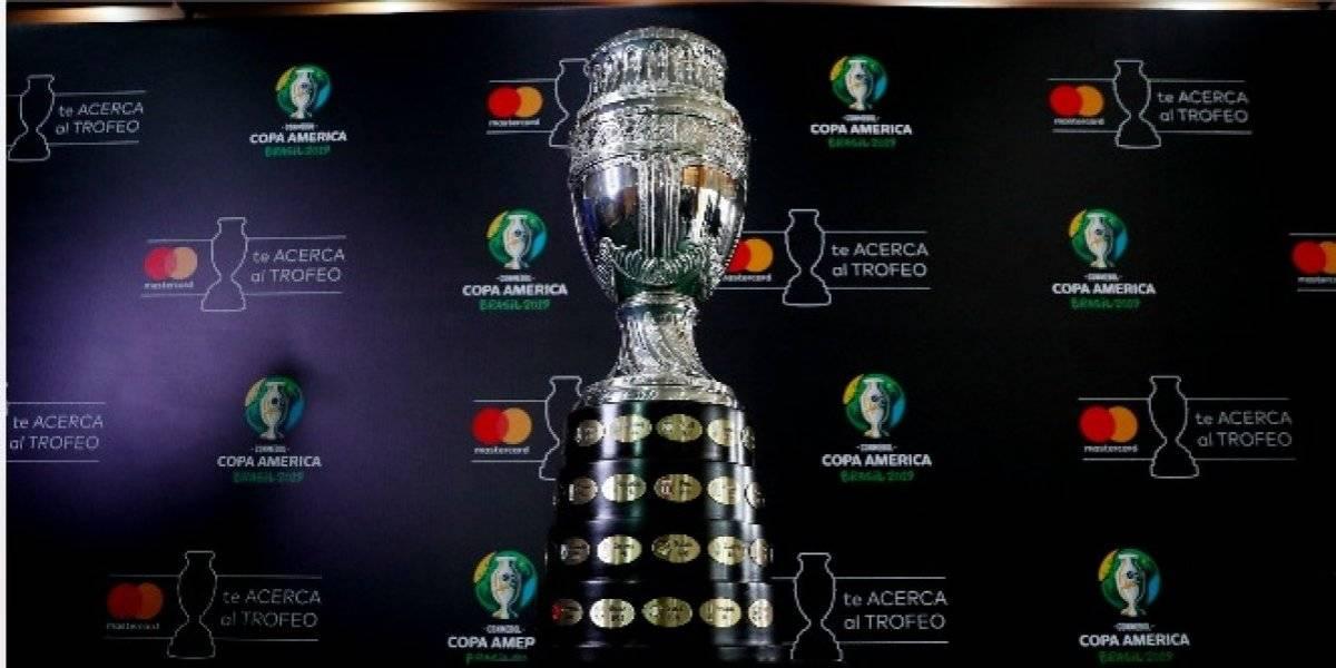 A un mes de la Copa América, la tierra de Pelé está de fiesta