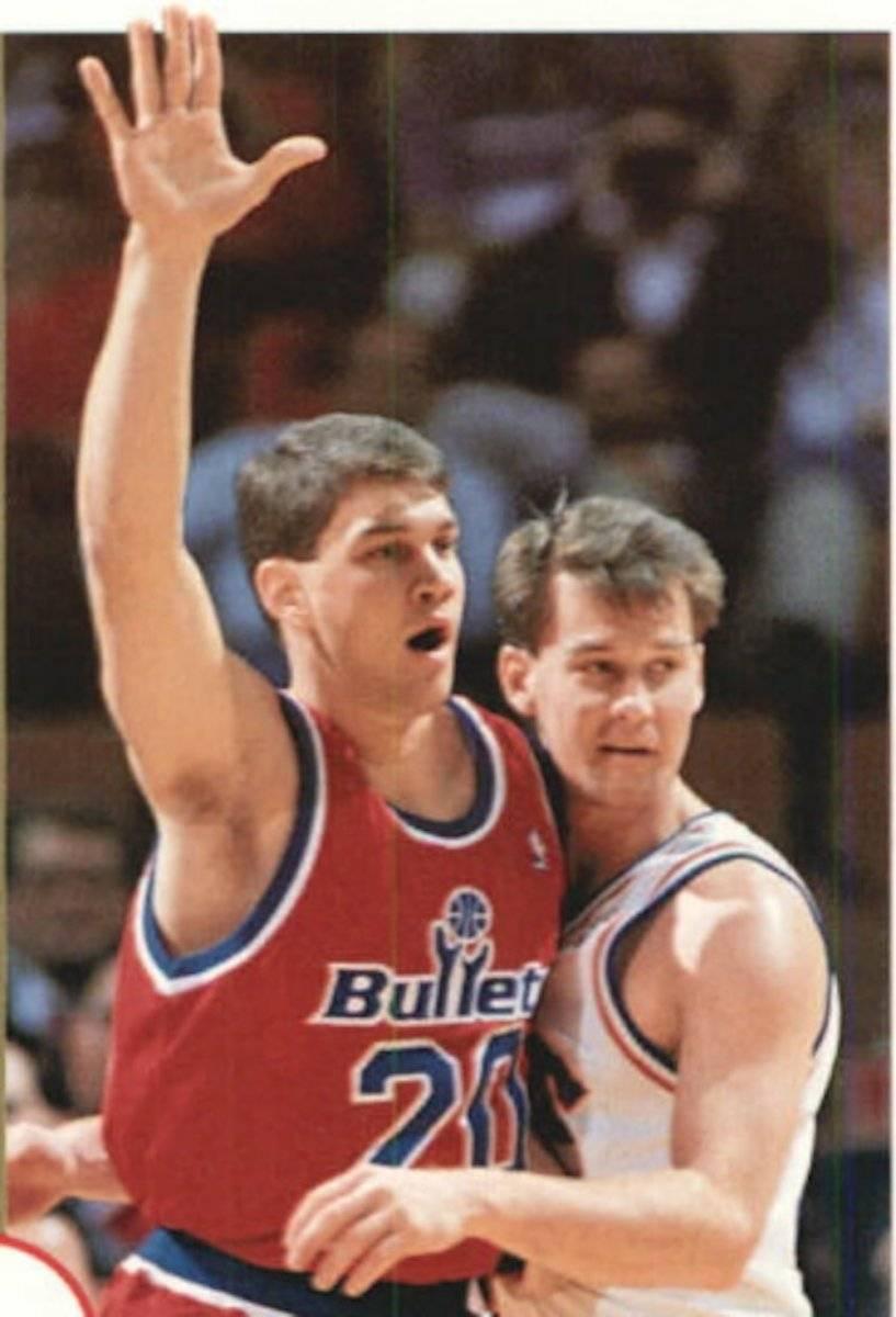 Brent y Mark Price jugaron en la NBA en la década de los años 90, siendo Mark el que más sobresalió con los Cleveland Cavaliers. / Archivo