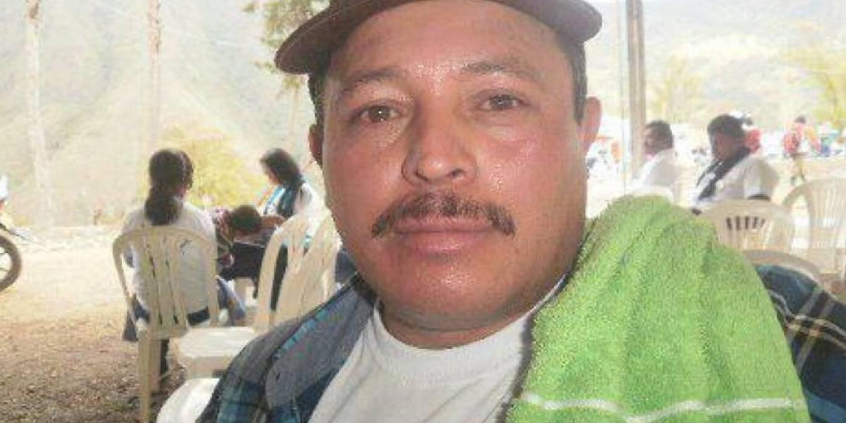 Partido Farc denuncia el asesinato de un excomandante