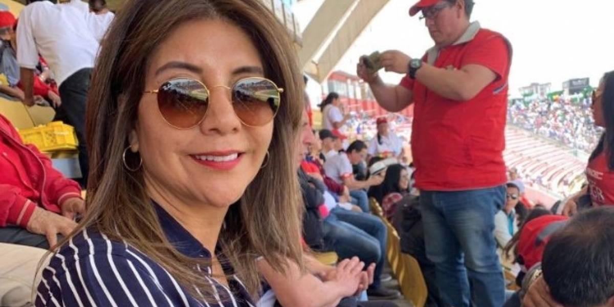 Liliana Yunda quiere ser la Presidenta del Club Deportivo El Nacional