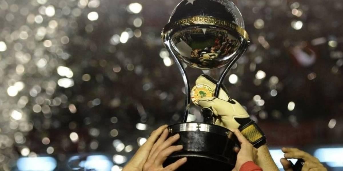 Chilenos en el 21 de mayo: El calendario de la segunda ronda de la Copa Sudamericana 2019