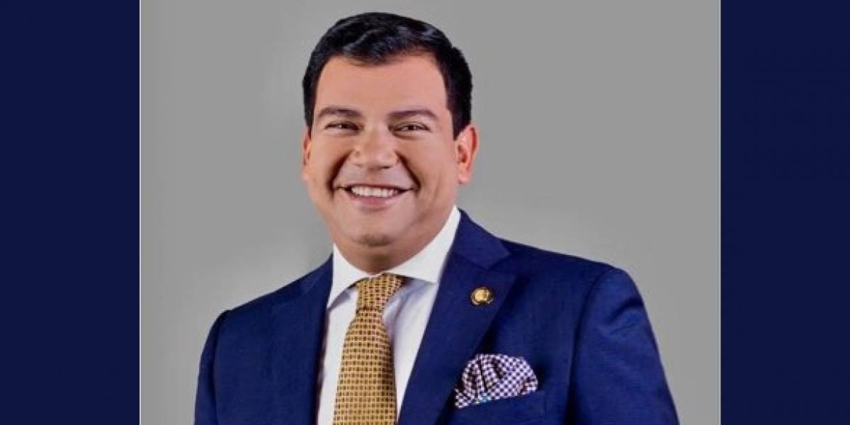 César Litardo es el nuevo presidente de la Asamblea Nacional