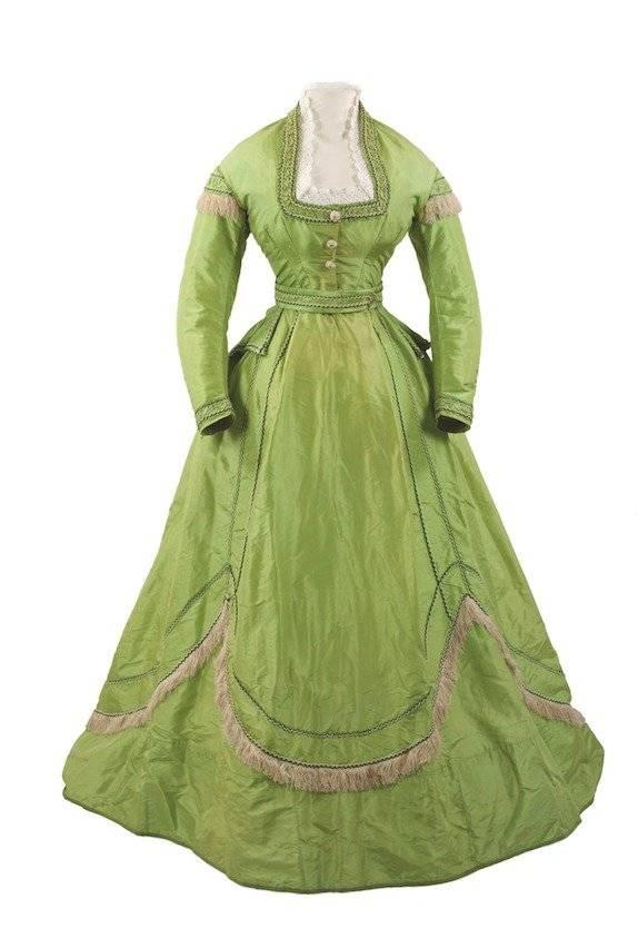 vestido verde killer style