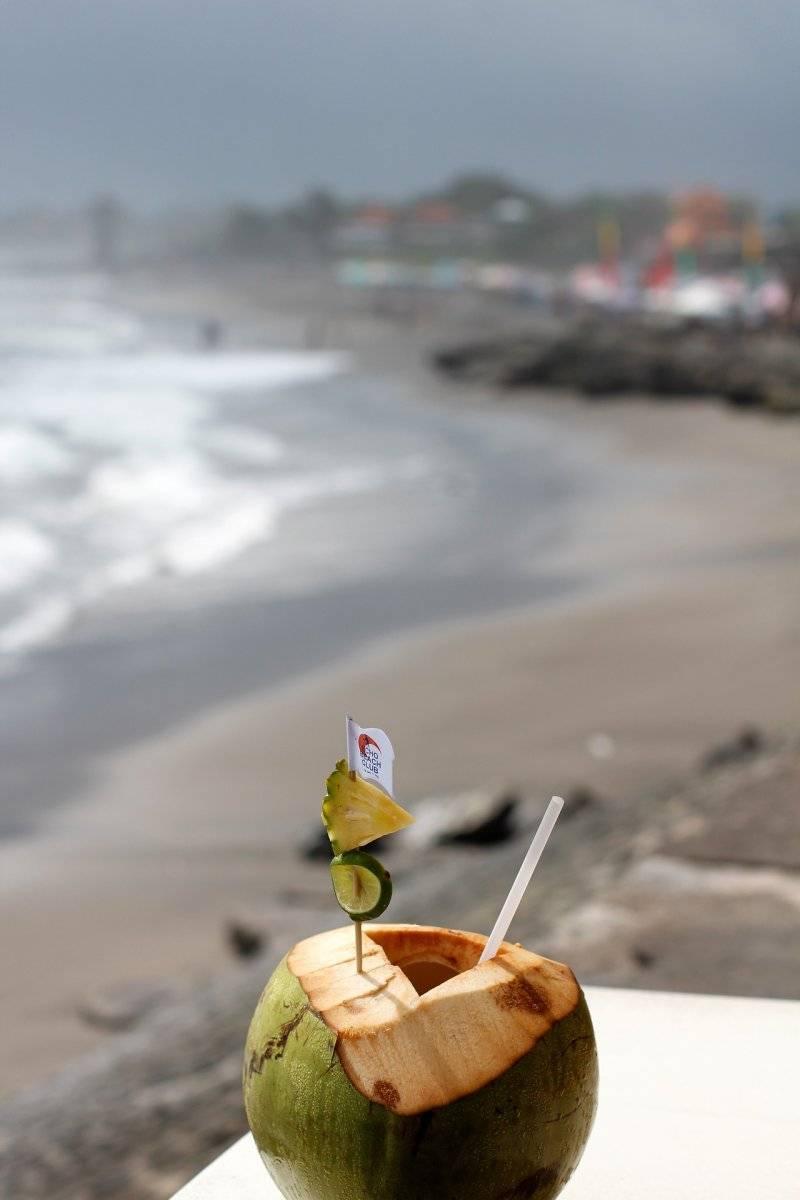 auga de coco