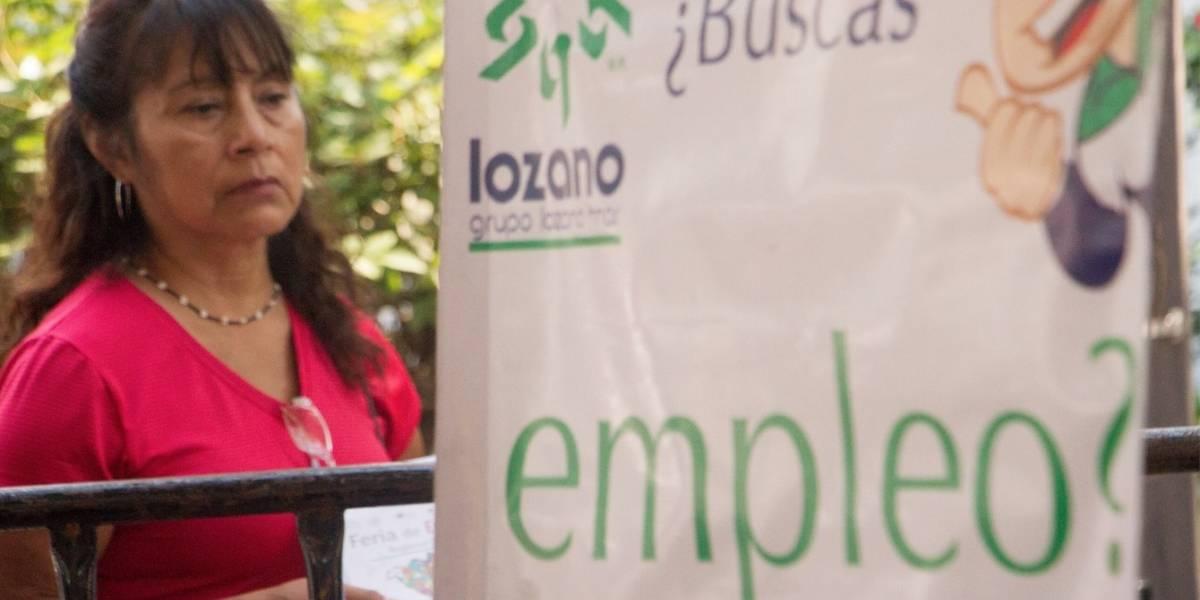 México sale del top de países con menos desempleo: OCDE