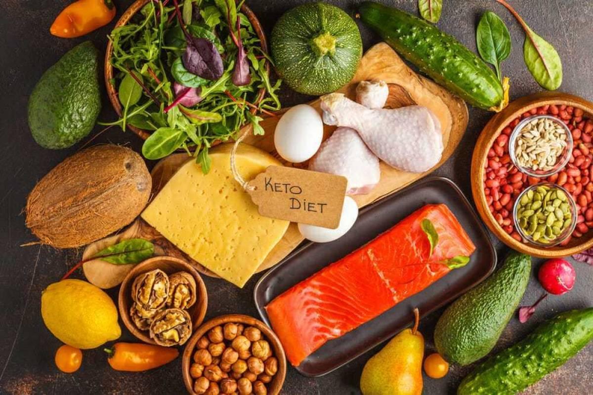 alimentos para fazer dieta cetogenica