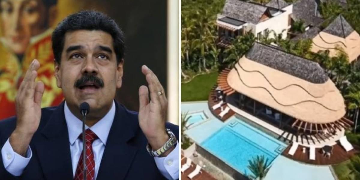 (Fotos) Esta es la mansión de 18 millones de dólares que sería de la esposa de Nicolas Maduro