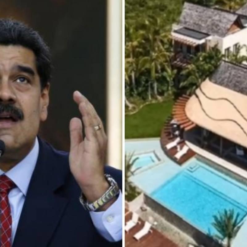 Agentes de la Guardia venezolana bloquean el acceso a la Asamblea Nacional