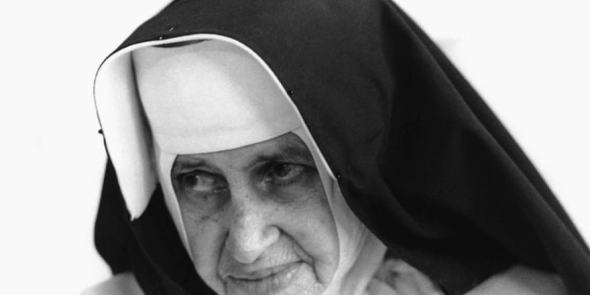 Quem foi Irmã Dulce, freira brasileira que será proclamada santa pelo Papa Francisco