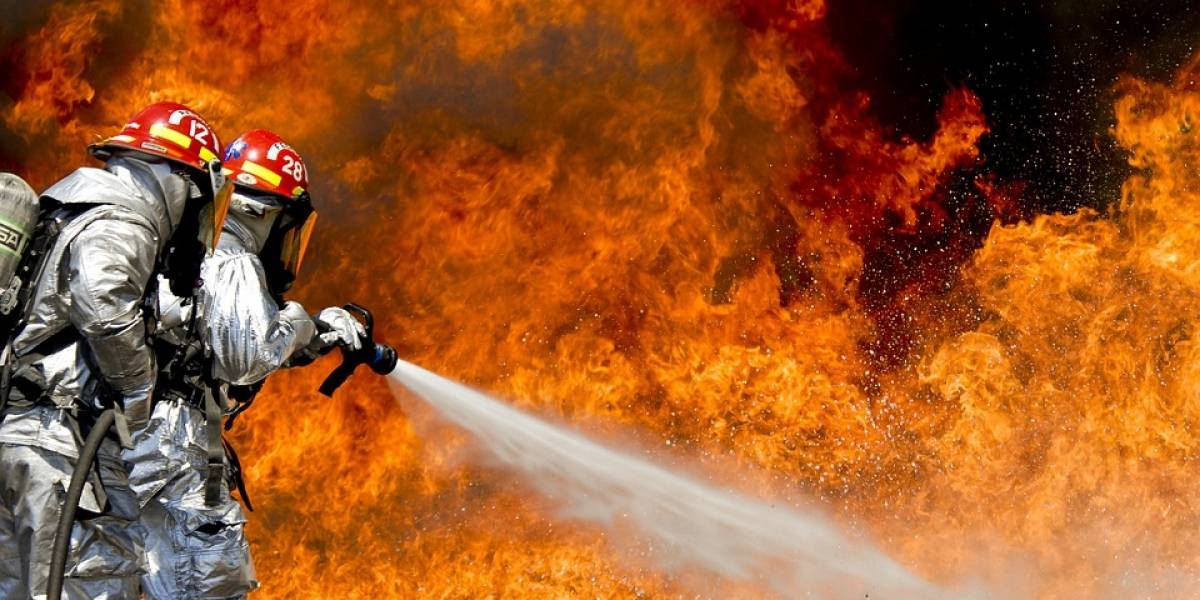 Asombroso: Así se ven los incendios en México desde satélite de la NASA