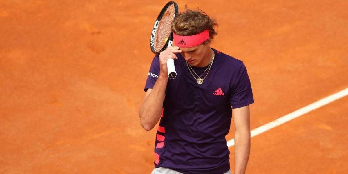 """El drama de Alexander Zverev, número 5 de la ATP: """"No tengo ganas de jugar al tenis"""""""