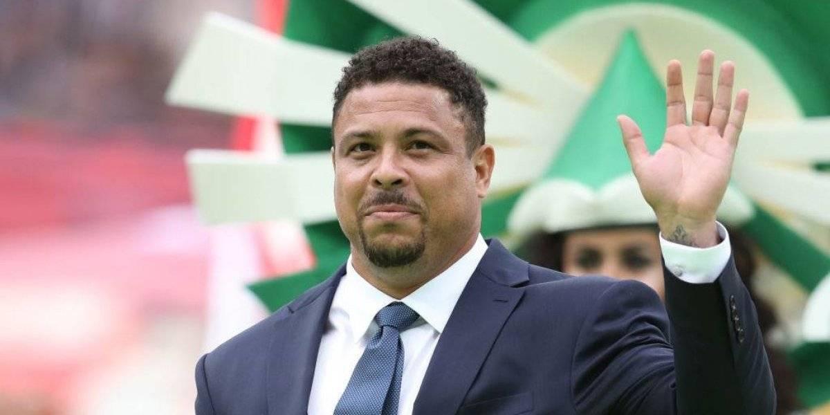 """La molestia de Ronaldo: """"No recuerdo que nadie me defendiera cuando me llamaban gordo"""""""